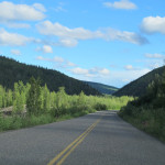 Backroads Behind Dawson City