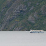 The MV Ptarmigan provides tours to see the Portage Glacier.