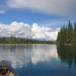 Boya Lake Paddle
