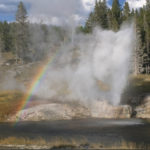 Yellowstone (1 of 5) – Old Faithful Area